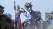 Ultraman Trigger Ep 8