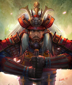 Samurai by artifart 2800.jpg