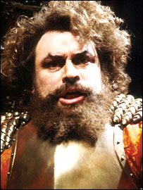 Brian Blessed/Self Demonstrating