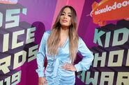 Nickelodeon's 2019 Kids' Choice Awards - Red Carpet(2)