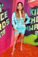Nickelodeon's 2019 Kids' Choice Awards - Red Carpet(1)