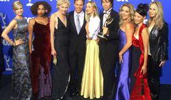 1999 Primetime Emmy Awards - Ally McBeal Cast 01.jpg