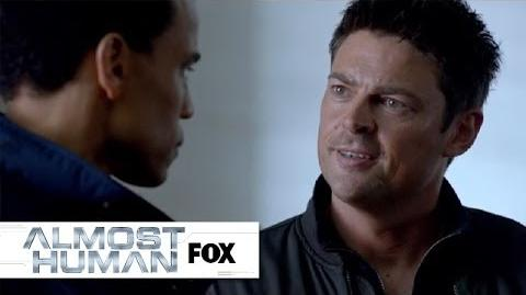 """Invasion Of Privacy from """"Disrupt"""" ALMOST HUMAN FOX BROADCASTING"""