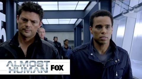 """Under Control from """"Perception"""" ALMOST HUMAN FOX BROADCASTING"""