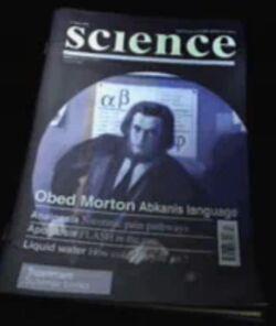 Obed en una revista.jpg