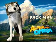 Alpha and omega pack man