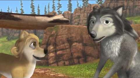 Alpha and Omega 3 The Great Wolf Games (MOVIE CLIP)