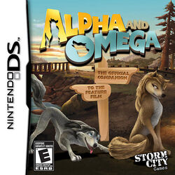 Alpha and Omega: The video game