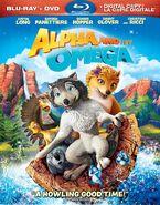 Blu-ray DVD Combo Cover