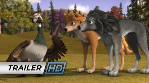 Alpha & Omega (2010) - Official Trailer