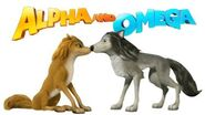 Review of Alpha and Omega (from a fan's perspective) Coltafanan Studios