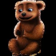 Bear Cub Render