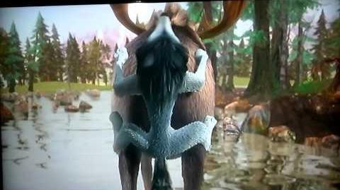 Alpha and Omega Humphrey's Embarrassing Moose Encounter