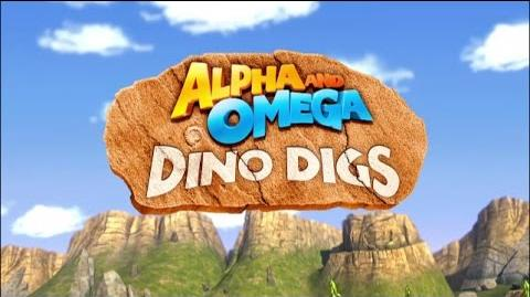 Alpha and Omega 6 Dino Digs Official Trailer