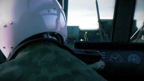 Alpha Protocol CGI Trailer