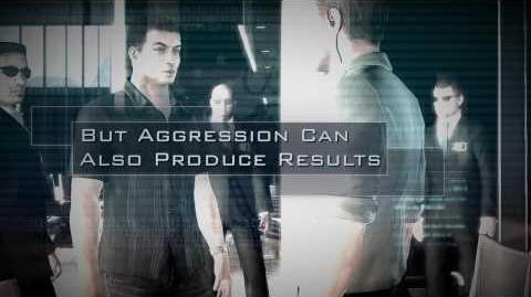 Alpha Protocol Dialogue Stance System Trailer