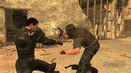 Alpha Protocol Unarmed Combat 1