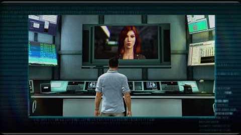 Alpha Protocol characters - Scarlet Lake