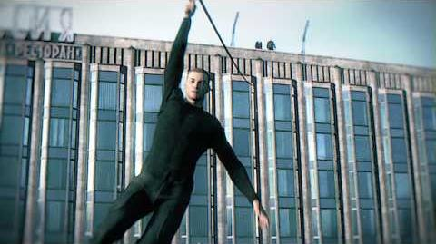 Alpha Protocol E3 2009 Cinematic Game Trailer