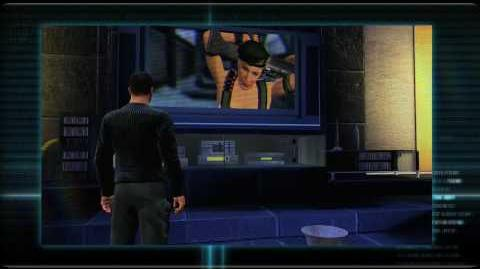 Alpha Protocol characters - SIE