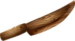 Wooden Knife