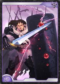 Left-hand Shield / Kafhar