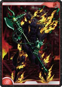 Proxy of Flame / Pullermia