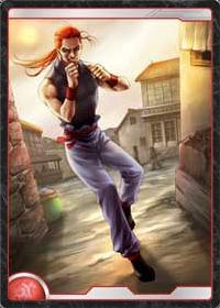 Combat Monk