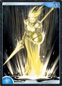 Lightning Girl / Rubia