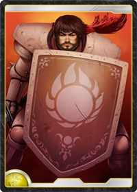 Folrart Shield Knight