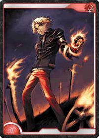 Fire Storm / Bander