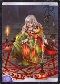 Girl Druid
