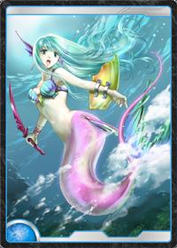 Mermaid Soldier