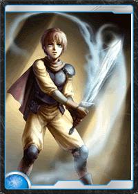 Wizard Soldier Apprentice