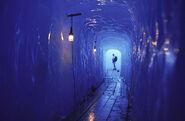 Optivus Ice Cave (Emergency Exit)