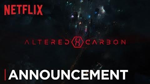Altered Carbon Season 2 Cast Announcement HD Netflix