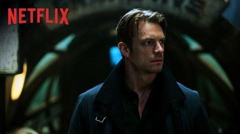 Altered Carbon Bande-annonce officielle HD Netflix