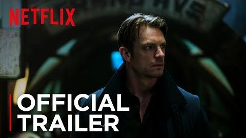 Altered Carbon Official Trailer HD Netflix