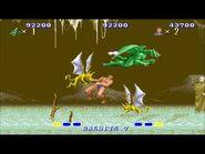 Altered Beast Mame Arcade Multiplayer Gameplay