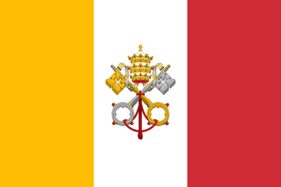 Flag of the Papal Kingdom of Italy.png