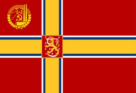 Communist Finnish Flag.png