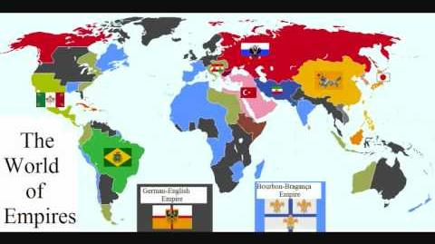 "Alternate History ""The World of Empires"""