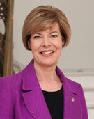 Tammy Baldwin, official portrait, 113th Congress.jpg