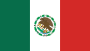 Flag of Mexico (1934–1968)