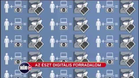 Észt digitális állampolgárság