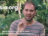 Ecosia - internetes kereső