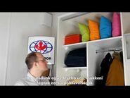 Mekkora az ideális polctávolsága a szekrényeknél?