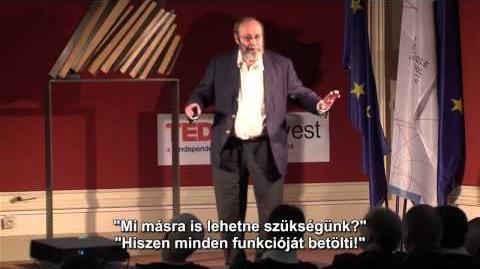 Bernard Lietaer - Rendszerszintű Monetáris Megoldások az Új Földért