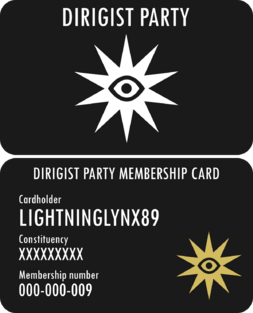 LightningLynx89 - Dirigist Party Membership Card.png