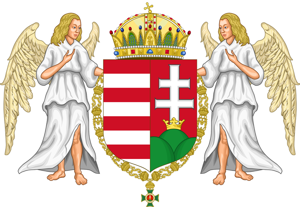 Королевство Венгрия (Царствуй на славу)